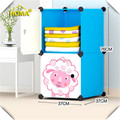 Walmart blue diy plastic wardrobe for baby