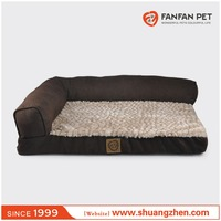 Wholesale handmade memory foam sofa bed luxury pet dog bed pet product