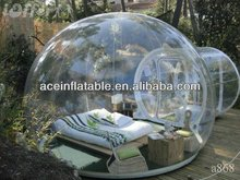 Inflatable Transparent/ Clear Dome Tent