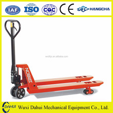 hand manual pallet jack lift with 2.5 ton capacity