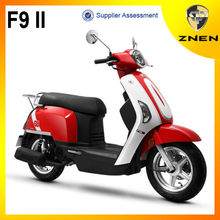 2014 ZNEN CLASSIC MODELS China Scooter & RETRO DESIGN with EEC,EPA, DOT,CARB certificates 50cc Gas Scooter