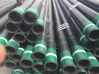 API 5L pipe steel, oil well casing pipe sizes 14'' 355.6mm J-55, N-80