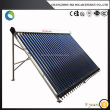 solar water heater pec pipe