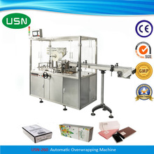 Transparent film wrapping machine plastic wrapping for perfume box