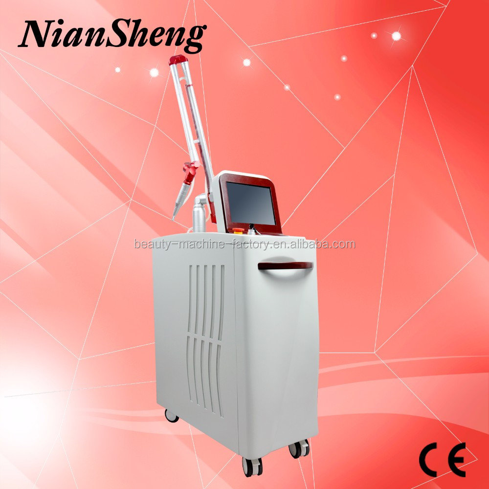 2017 new made in china Professional q-switch nd yag laser tattoo removal victory