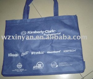 Top quality promotional pp non-woven shopping bag