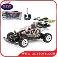 Remote control game toys black promotional formula 1 rc car