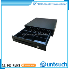 Runtouch RT-C410C POS cheap Stainless steel cash drawer good quality model