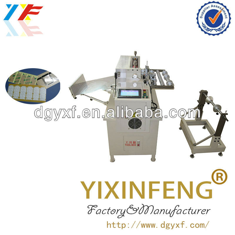 Roller Automatic Gasket Cutting Machine /adhesive tape cutting machine