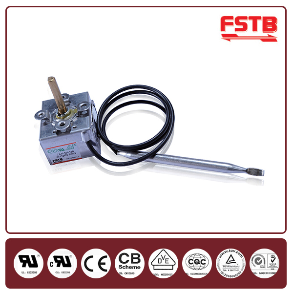 FSTB wholesale Intelligent Thermostat Electric Gas Oven Capillary Thermostat