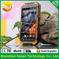 Factory Cheap Price RFID Rugged Cellphones with 4.3 Inch Quad Core 2G Ram 16G Rom 8MP Cam IP67 Waterproof NFC Rugged Cellphones