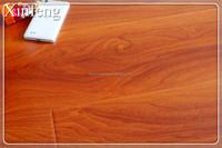 high glossy water proof waxed wood laminate flooring