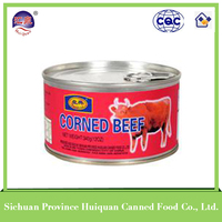 Hot china products wholesale canned beef/ready to eat tang brand beef products canned