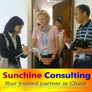 Consultancy/ trading consulting/ sourcing consultant in China