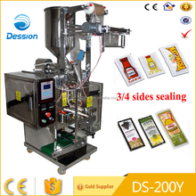 Sachet Ketchup Liquid Packing Machine Price