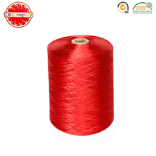 100% polyester FDY 150D/2 dyed embroidery thread