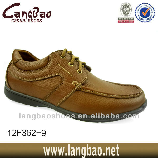 2013 Latest Hot sale moccasin casual man shoe
