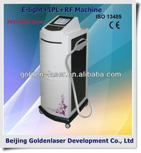 2013 Importer E-light+IPL+RF machine beauty equipment hair removal 2013 hair accessory