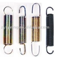 Extension springs, Coil springs, Railway fasteners, Springs