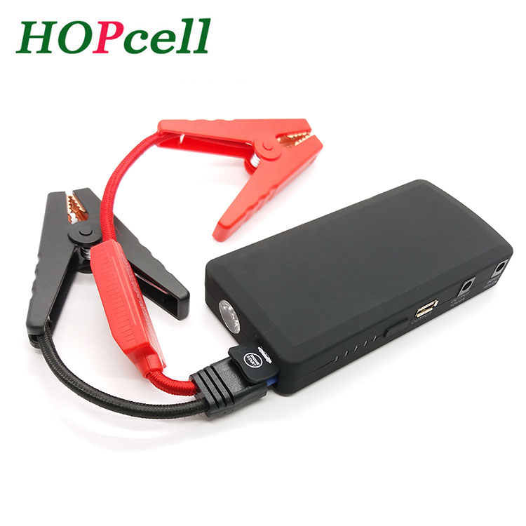 Emergency car jump tool 12000mAh portable car battery jump starter kit