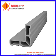 China Triangle Aluminum Extrusion Profile