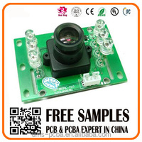 High quality OEM electronic cctv cemera a assembly manufacturer