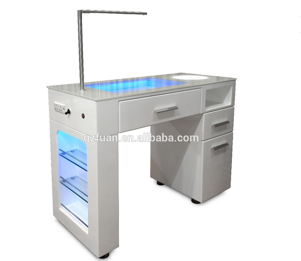 nail salon equipment high quality manicure table nail salon furniture