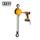 1 ton small electric chain hoist by the electric wrench price