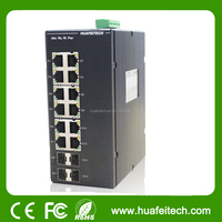 12 ports fiber optical ethernet switch