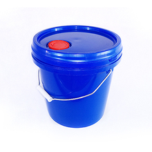 high quality color size litre plastic bucket antifreeze oil using
