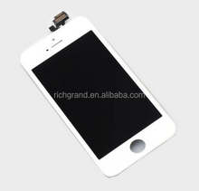 New White LCD Display with Touch Screen Digitizer Assembly for iPhone 5 5G Parts