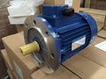 RAL5010 MSL90L-4 low cost design IEC Standard B5 1.1kW Electric motor