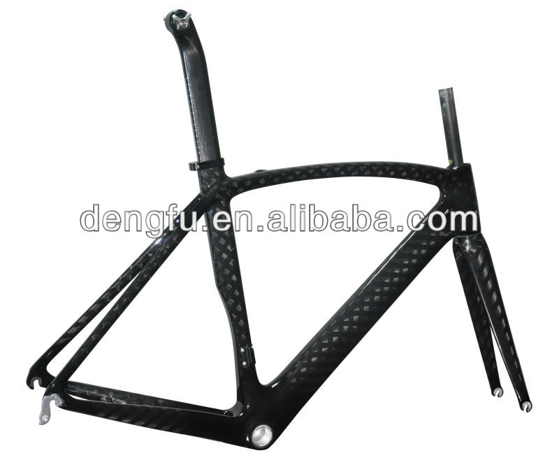 2015 Bicycle Carbon Road Frame, Carbon Road Bike Frameset, Full Carbon Bike Frame