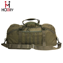 Canvas Surplus Military Tactical Bag Army Duffle Bag Outdoor