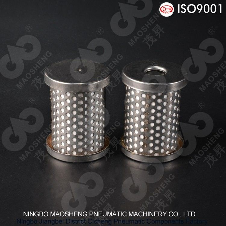 HSSB Type Wholesale cheap factory supply high performance oil filter silencer