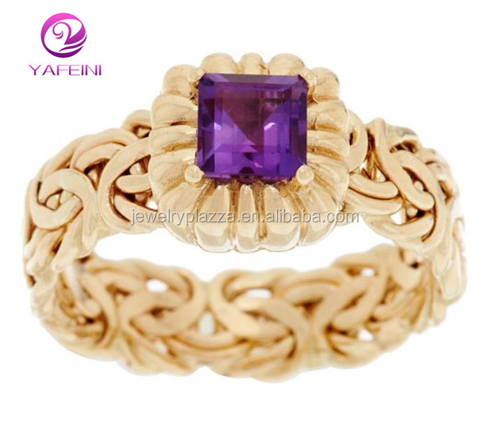 CLJ00038 2014 Hot Sale Bali Silver Poison Ring