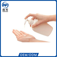OEM /ODM white hand body lotion