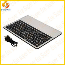 bluetooth keyboard for samsung gt p1000,tablet pc and smartphones,for ipad under 10.1''------SUPER ERA