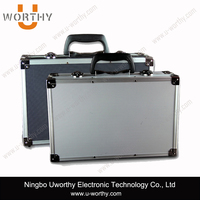 Heavy Duty Professional Vanity Aluminum Luggage Case with Internal Divider