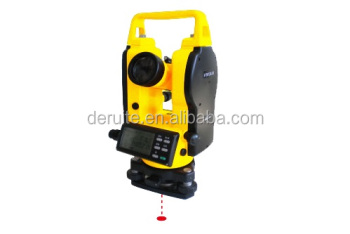 Surveying instrument: Electronic/digital theodolite DGT02GLD