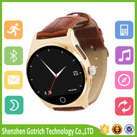 New design fitness smart bracelet wrist watch phone with great price