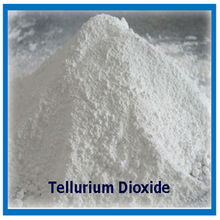 tellurium dioxide 99.99% for chemical plating