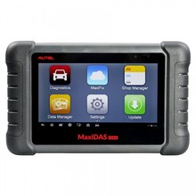 Latest AUTEL MaxiDAS DS808 KIT Tablet Diagnostic Tool <strong>Full</strong> Set Support <strong>Injector</strong> &amp; Key Coding Update online