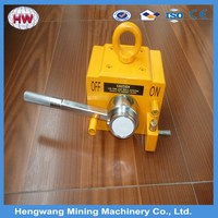 Powerful 100-5000kg Permanent Magnetic Lifter/crane lifting magnet