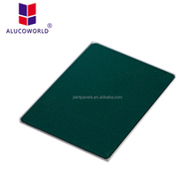 Alucoworld wood pattern aluminum screen room building materials of wall panel exterior