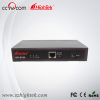 4 port RS232 to TCP/IP Ethernet Serial Device Server/ RS232 to RJ45 Converter