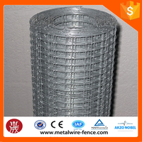 Anti-corrosive beautiful form powder coated wire mesh panel / decorative wire mesh /