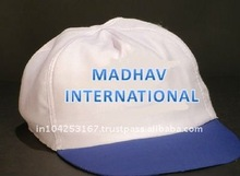 baseball cap custom, cotton cap, golf cap made in india