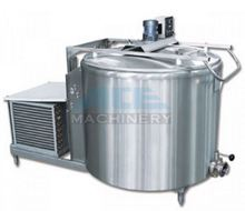 5000L Stainless Steel Milk Refrigeration Tanks Price WITH CIP