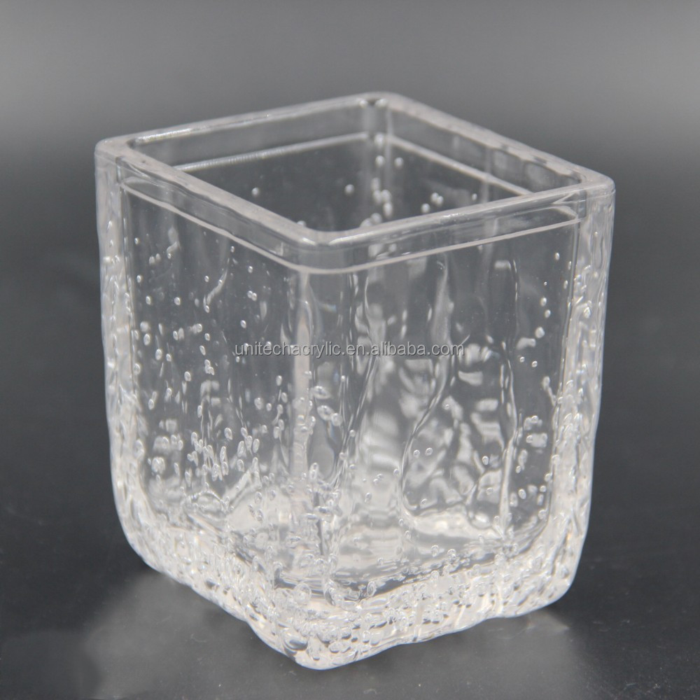Top Quality Competitive Price Plastic OEM Acrylic Bubble Cups Factory